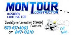 Montour Construction