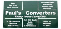 Paul's Converters